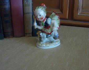 Arnart Hummel Style Figurine Made in Japan