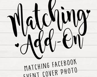 Facebook Cover Photo Matching Facebook Cover Photo Facebook Cover Template Matching Design Facebook Cover Page Custom Facebook Cover Photo