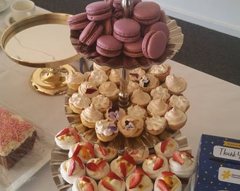 Macarons with Chocolate Ganache Filling