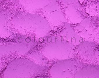 Neon Purple Fluorescent Pigment