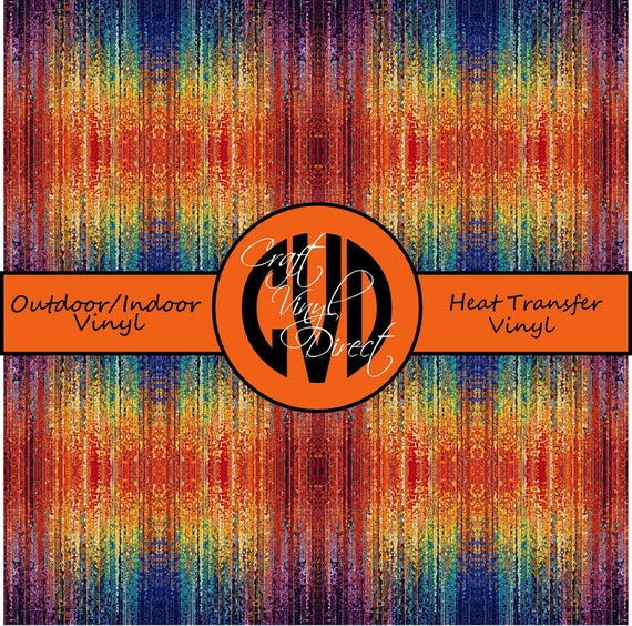 Beautiful Patterned Vinyl // Patterned / Printed Vinyl // Outdoor and Heat Transfer Vinyl // Pattern 293
