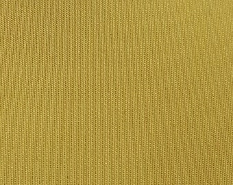 Polyster Neoprinte Yellow 12 oz 60 inches / by the yard