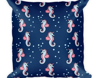 Sea Dragon Pillow