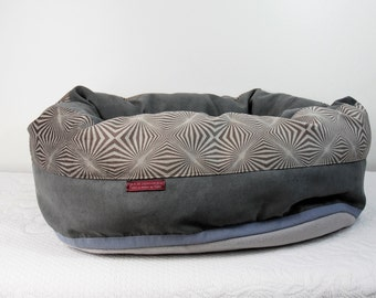 Cuccia donut Grey  Vintage  medium/ small