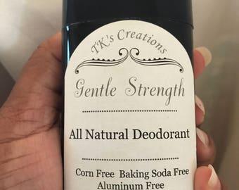 Gentle Strength All Natural Deodorant