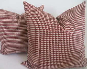 Pillow Cover, Holiday Pillow cover,Pillow Cover, Beige Pillow,Red Brown Pillow, Decorative pillow, Home decor, Accent Pillow Cover
