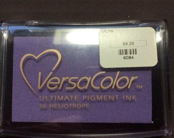 VersaColor  Ultimate Pigment Ink Heliotrope #36