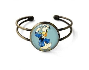 Vintage Disney Cuff Bracelet