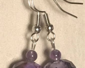 DesignsbyKIKO Lavender Earrings