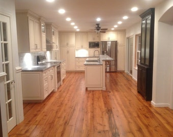 Reclaimed White Oak Flooring
