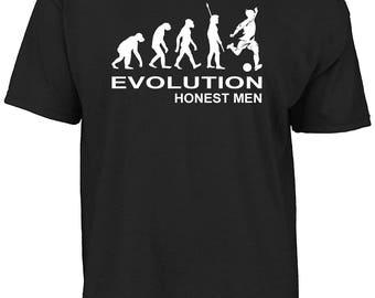Ayr - Evolution Honest Men t-shirt