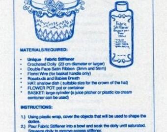 Decorative Doilies (H. A. Kidd and Company Limited; Toronto; 1992; Fine Loose Leaf) USED