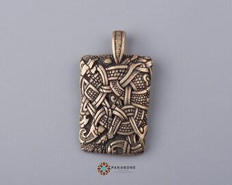 Viking Pendant Mammen Style Viking Jewelry 001-206