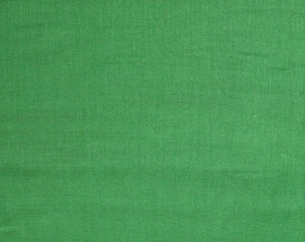 Kokka Double Gauze Fabric - Japanese Fabric Oeko-Tex Standard - Winter Green (16) - Ichi No Kire - Fabric by the Yard - Light Weight
