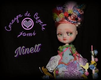 Doll Custom Ooak