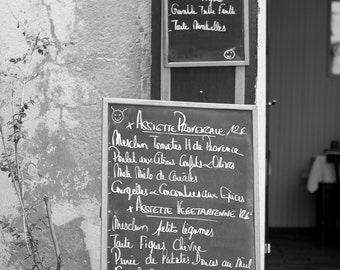 "Apt, France ""assiette provenciale"" - Fine art photography, travel photography, home decor"