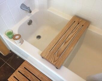 Bathtub caddy/Bathtub seat