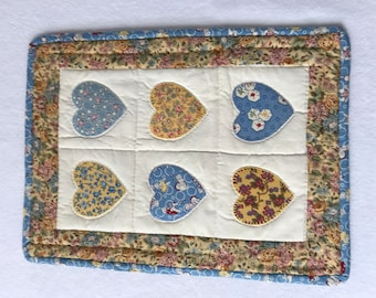 Little Quilt wall hanging