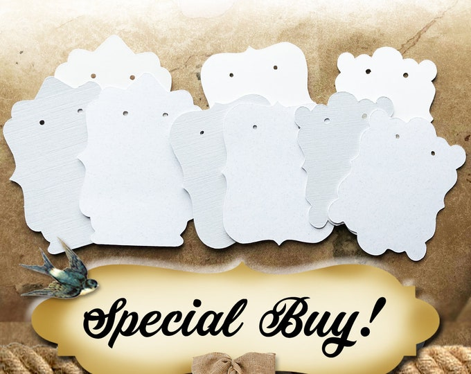 SPECIAL BUY•Earring Cards•Jewelry Cards•Earring Display•Earring Holder•Limited Sale