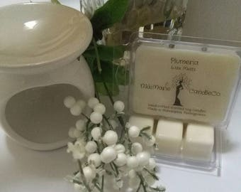 Plumeria scented wax melts