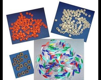 450 Craft Bead Assortment