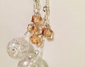 Crystals and Orange