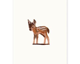 print 'Baby deer'