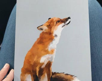 High quality Fox notebook