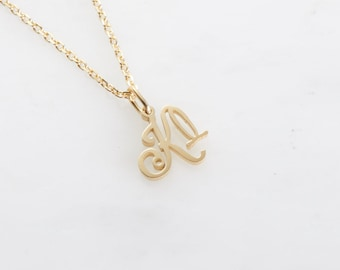 Nurse Graduation Gift • Custom Name Initial Stethoscope Necklace • Minimalist Name Necklace • Doctor Gift  • Dainty Name Necklace
