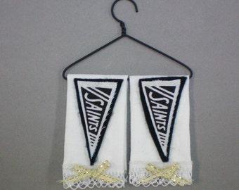 New Orleans Saints Mini Hanger
