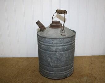 Vintage Kerosene Can - item #1281