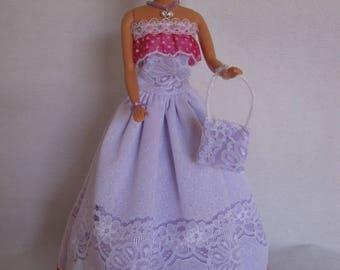 Long dress for Barbie (B233)