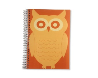 Notebook Planner   2018 Planner   Personalized Notebook   2018-2019 Personalized Calendar Notebook   Custom Notebook   Personalized Journal