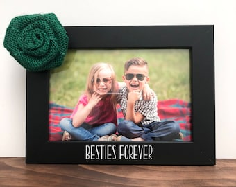 Besties Forever Picture Frame, Best Friends Picture Frame, Friend Picture Frame, Best Friends Gift