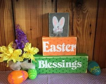 Easter Blessings Block Set