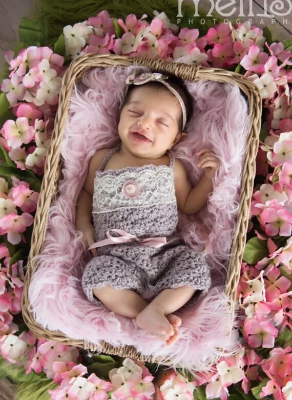 Miranda Newborn Romper