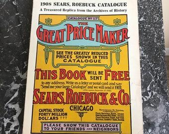 Sears Catalog Reproduction