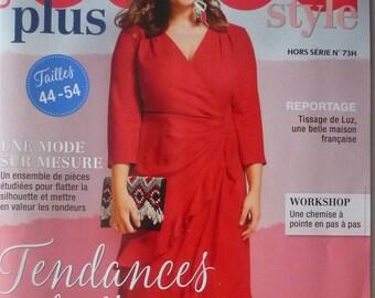 More spring summer 2018 BURDA sewing magazine