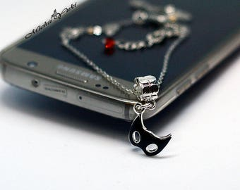 Persona 5 Morgana Phantom Theif Cat Necklace