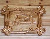 Steamship Wall Art, Steam...