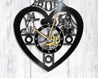 Sailor Moon Clock