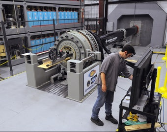 Poster, Many Sizes Available; Office Of Naval Research-Funded Electromagnetic (Em) Railgun