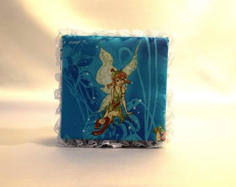 Pixie square keepsake box