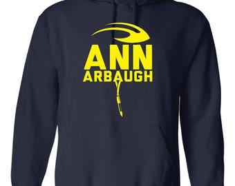 Ann Arbaugh - Hoodie