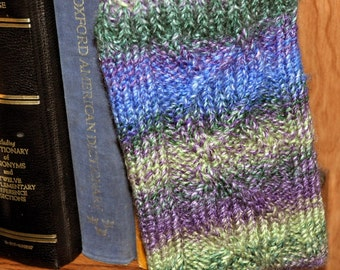 Kindle/Nook/eBook Reader Sleeve - Blue/Green/Purple