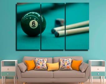 Billiard Room Wall Art Billiard Room Wall Decor Billiard Room Canvas Billiard Room Print Billiard Room Poster Billiard Room Photo Artwork