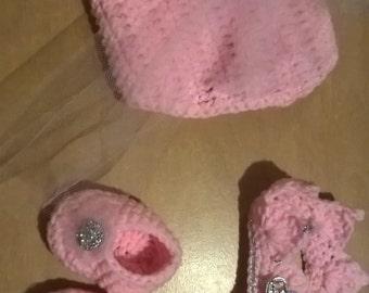 Princess Diaper Set