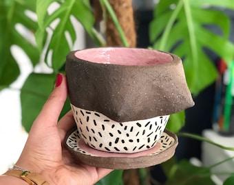 Body plant pot
