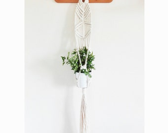 colgador pared para plantas macramé, colgador para plantas, macramé, maceta, colgador pared macramé, decoración macramé, decoración plantas