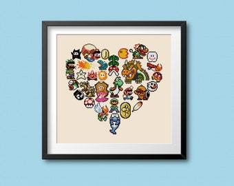 Love Is...Super Mario World